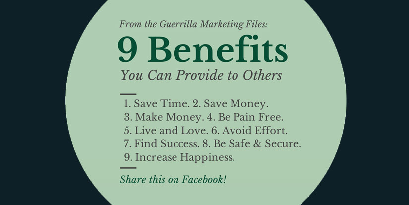 9 Benefits You Can Provide to Others | Ed Tate